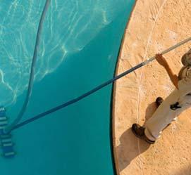aspirar piscinas