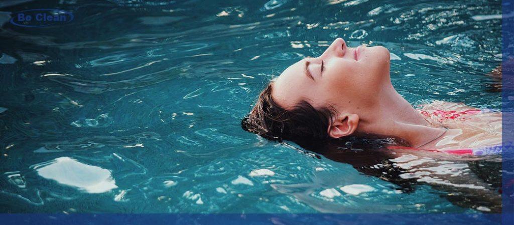 piscinas desinfección ozono